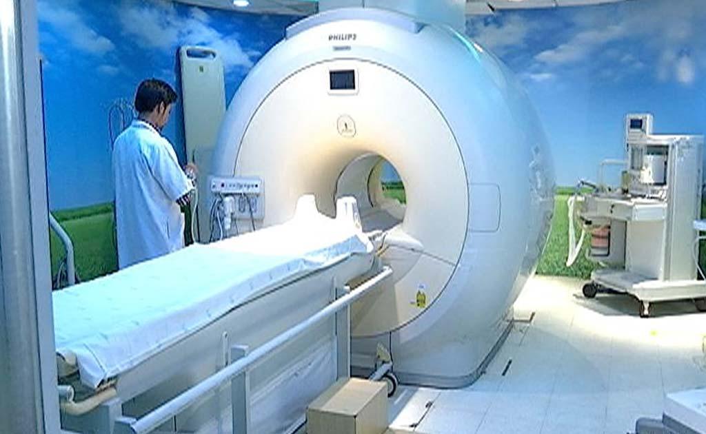 MRI Scan   June 2018  Juni